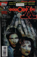The X-Files #1 - Special Numbered Edition - SIGNED By Charles 'Charlie' Adlard (Artist)